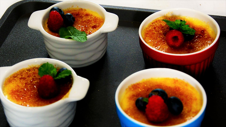 Odcinek 7 – mistrzowski crème brûlée